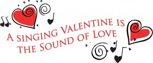 Contact the Barre-Tones for a Singing Valentine delivery on 2/12, 2/13 or 2/14